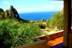 Costa Paradiso, fantastic sea view villa for sale in Sardinia
