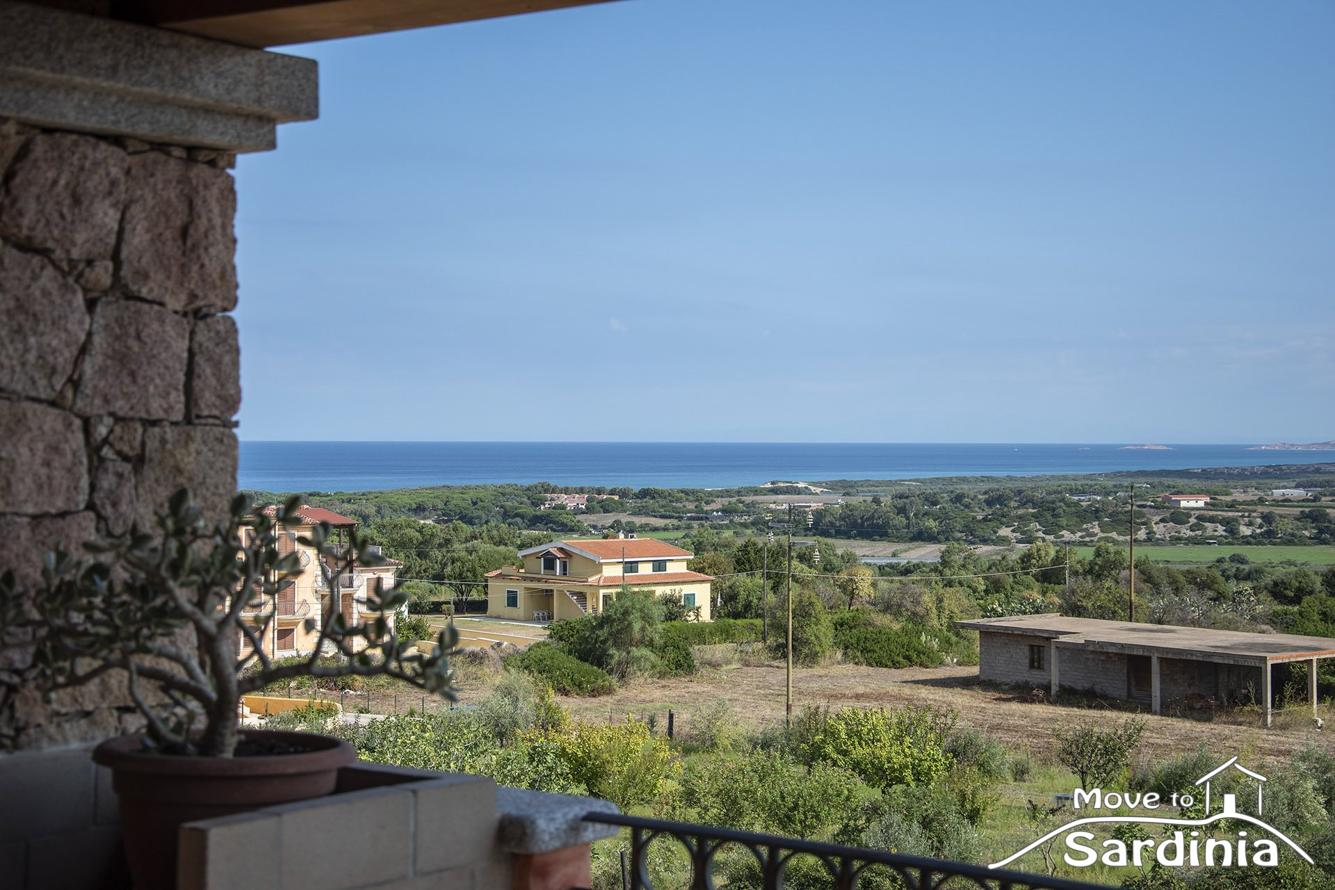 45 sqm apartment for sale in Sardinia Valledoria north side