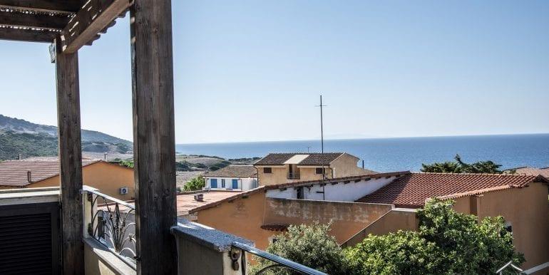 sea view apartment for sale in Valledoria-2