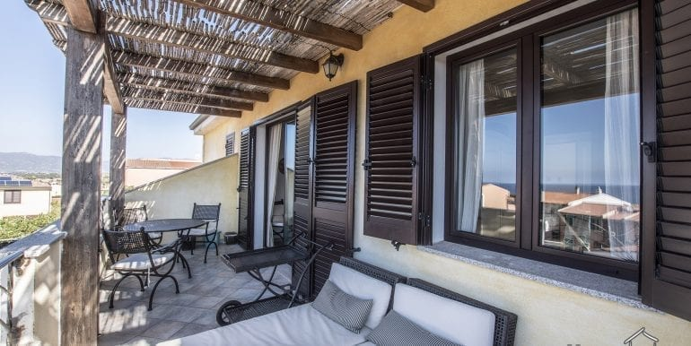 sea view apartment for sale in Valledoria-4