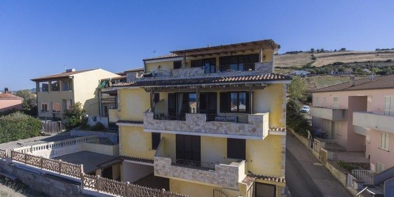 sea view apartment for sale in Valledoria-5