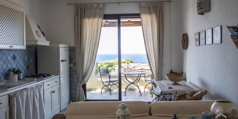 sea view apartment for sale in Valledoria-6