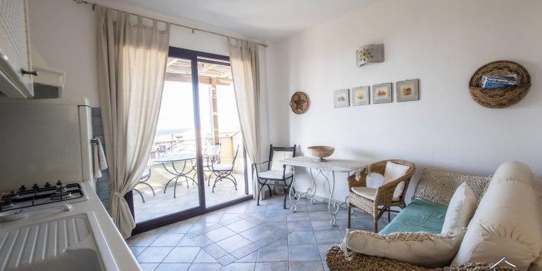 sea view apartment for sale in Valledoria-8