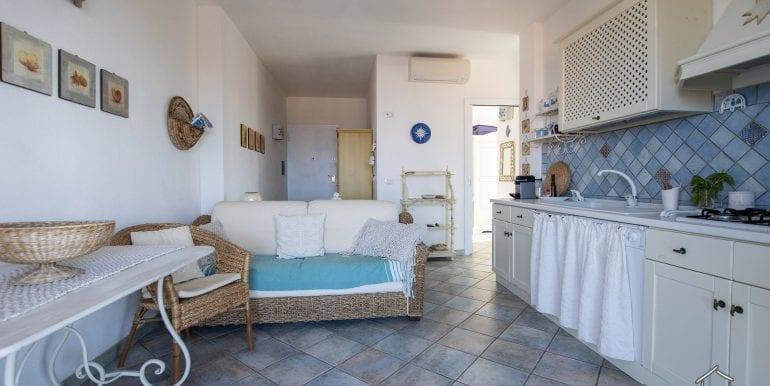 sea view apartment for sale in Valledoria-9