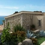 Luxury villa for sale in Sardinia