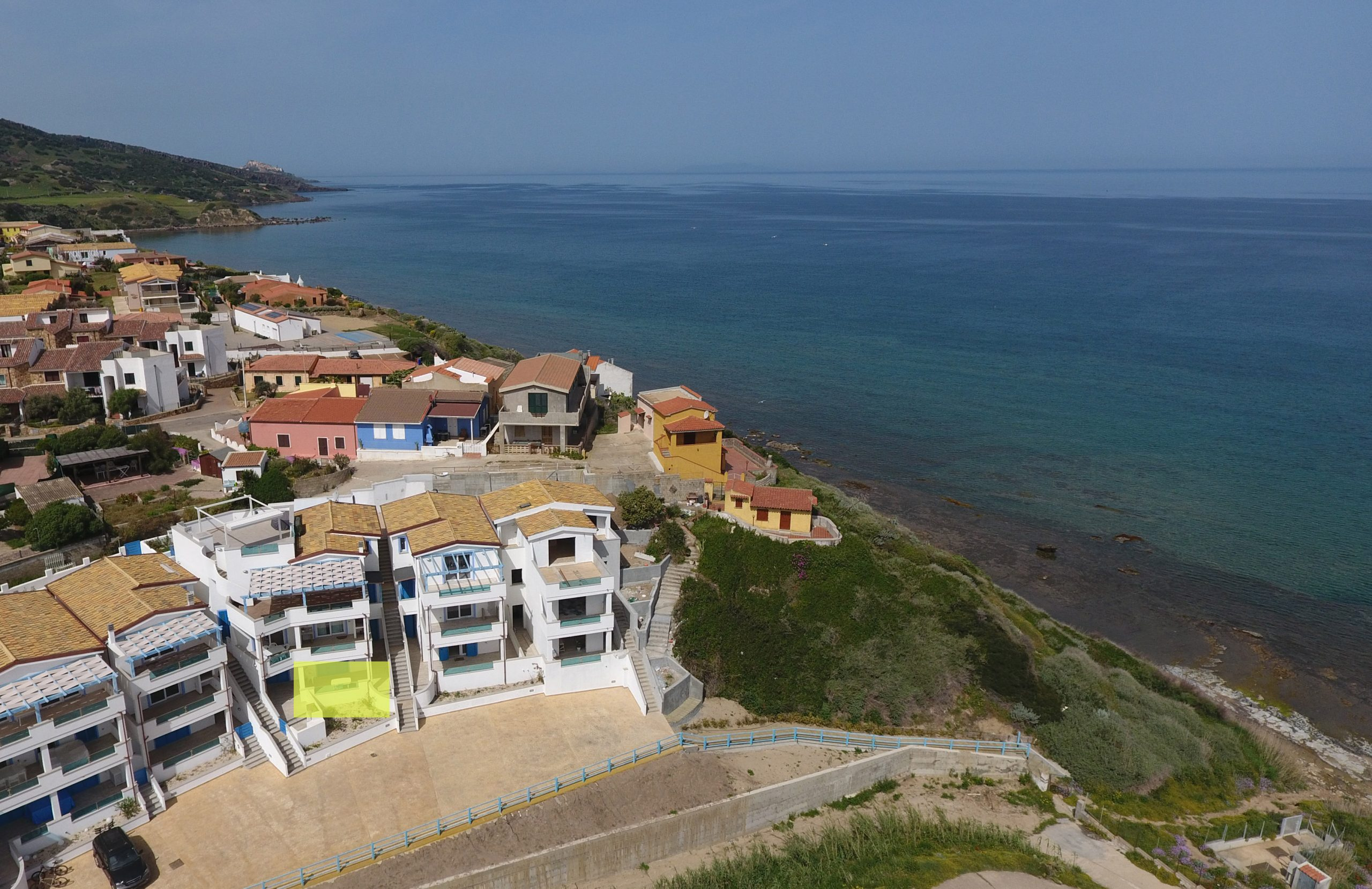 La Ciaccia, beautiful apartment for rent, relax a few meters from the sea