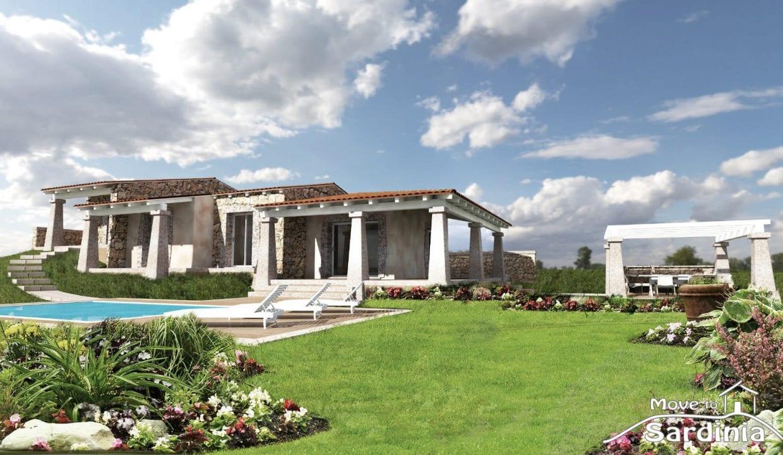 villa for sale in Sardinia TR-SH-40