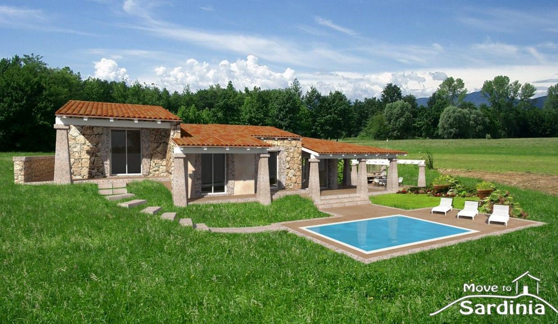 villa for sale in Sardinia TR-SH-41