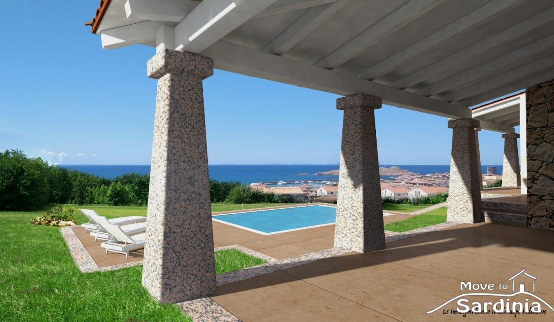 villa for sale in Sardinia TR-SH-42
