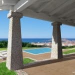 sea view apartments and villa for sale in Sardinia