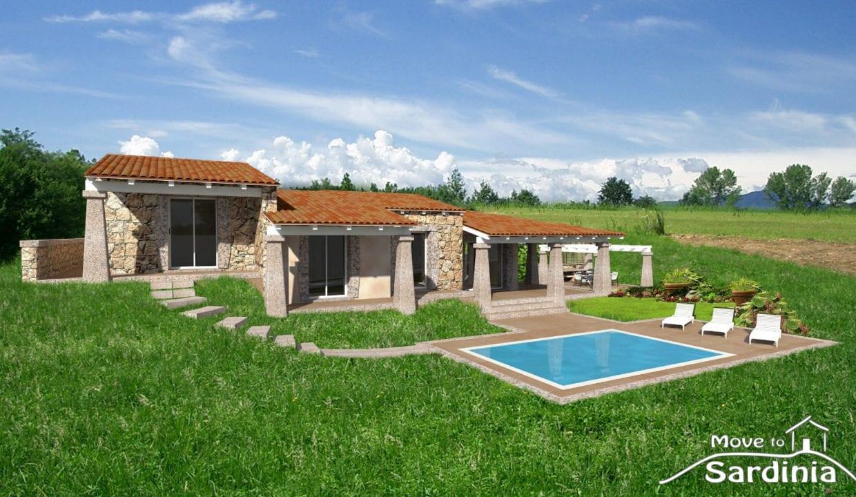 villa for sale in Sardinia TR-SH-43