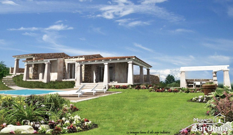 villa for sale in Sardinia TR-SH-44