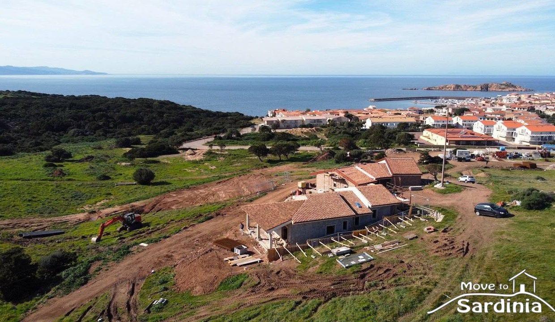 villa for sale in Sardinia TR-SH-50