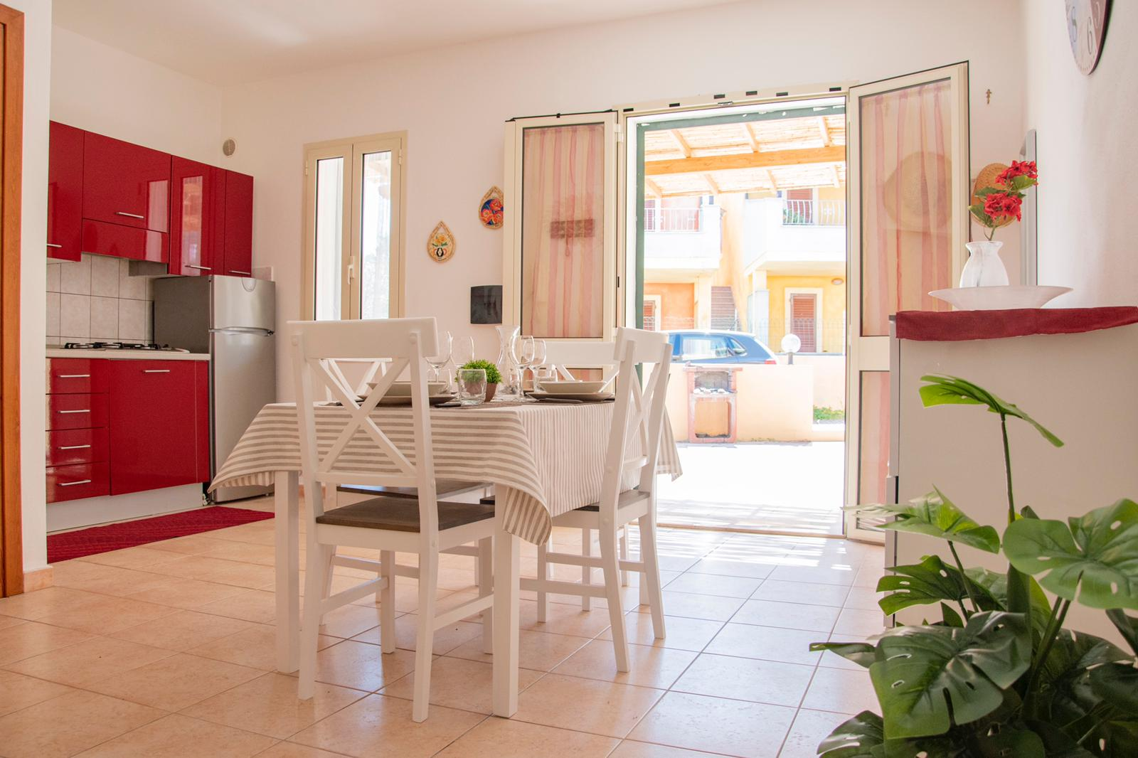 La Ciaccia Red Apartment, the right choice for your holidays in Sardinia