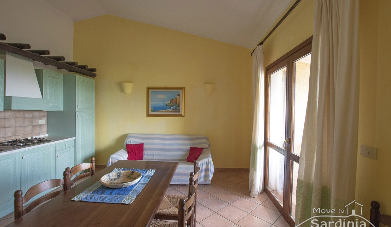 Castelsardo cheap apartment for sale in Sardinia CS-SG-10