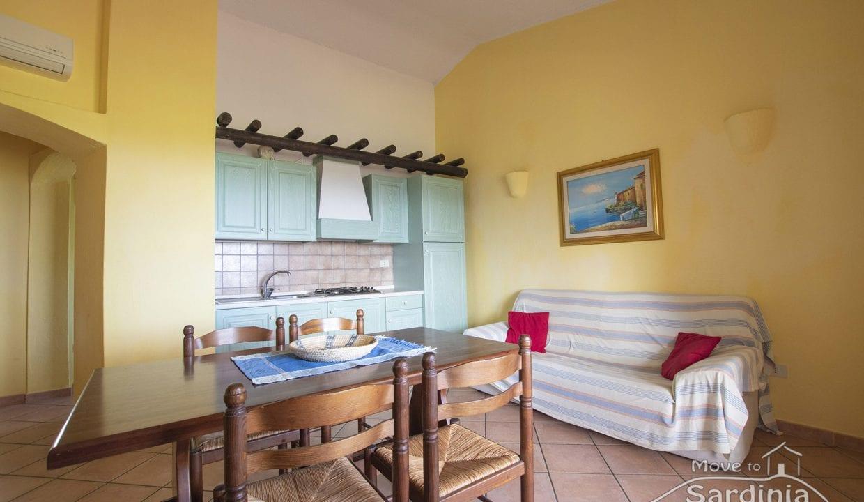 Castelsardo cheap apartment for sale in Sardinia CS-SG-11