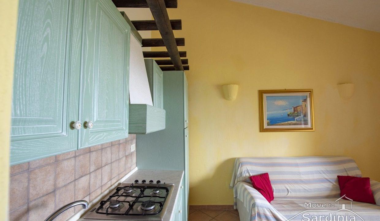 Castelsardo cheap apartment for sale in Sardinia CS-SG-9
