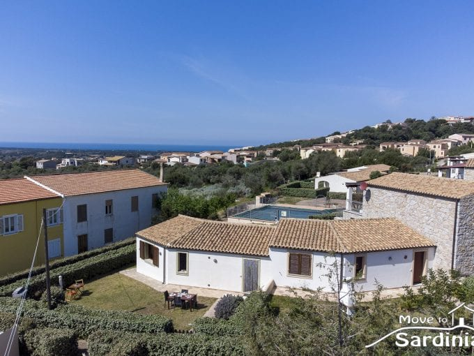 Sardinia villa for sale in Badesi