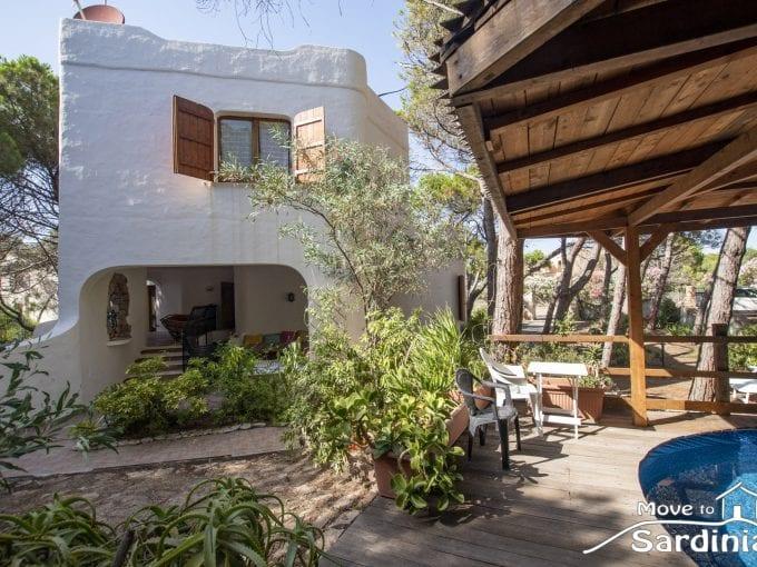 villa for sale in Sardinia Valledoria