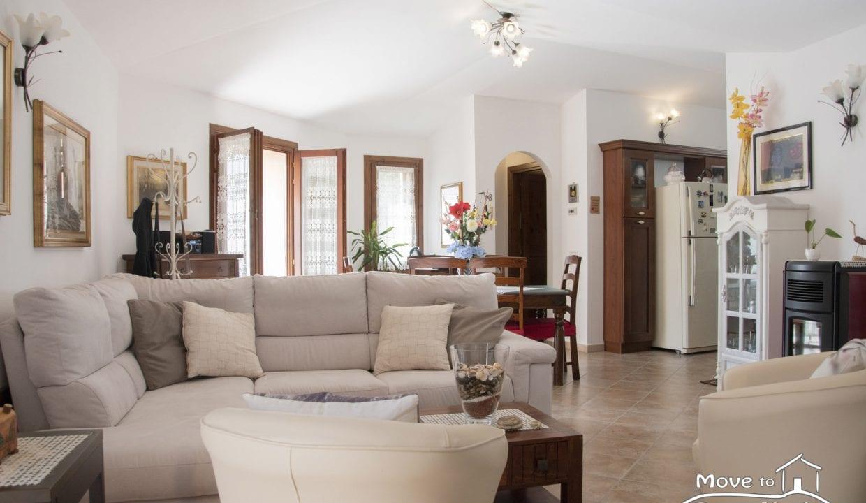 Badesi Villa for sale in Sardinia BDI-J-41