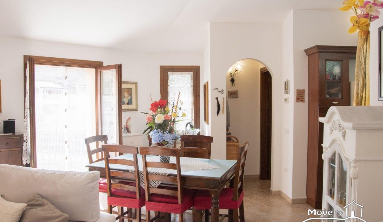 Badesi Villa for sale in Sardinia BDI-J-43