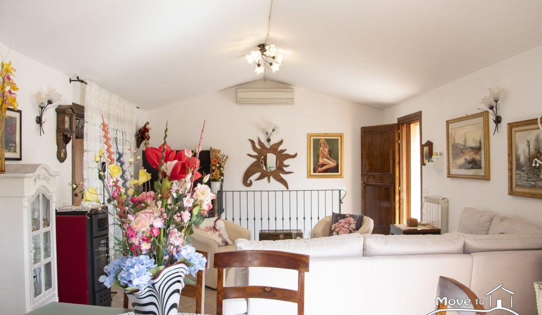 Badesi Villa for sale in Sardinia BDI-J-45