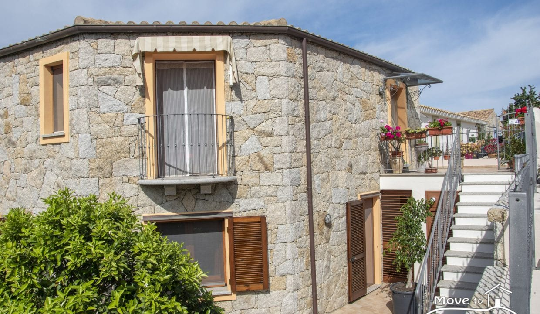 Badesi Villa for sale in Sardinia BDI-J-57