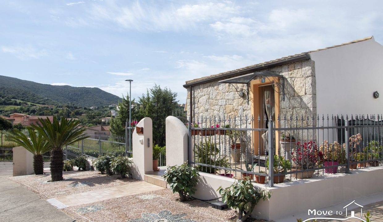 Badesi Villa for sale in Sardinia BDI-J-58