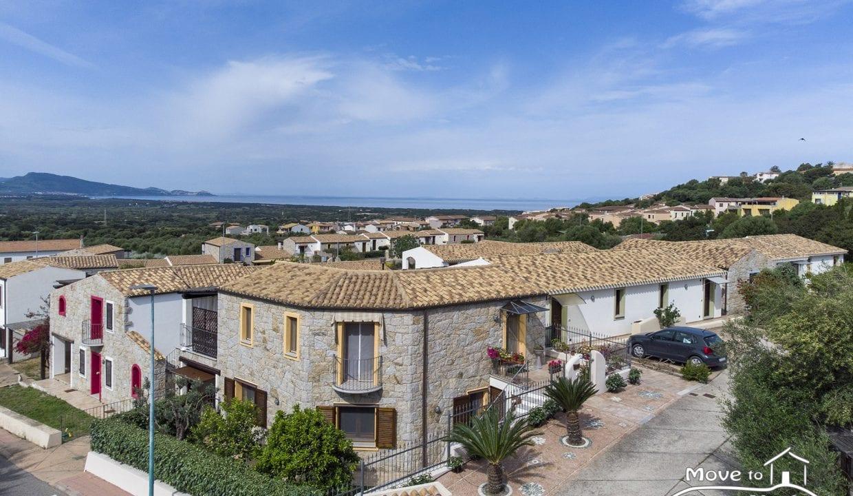 Badesi Villa for sale in Sardinia BDI-J-59