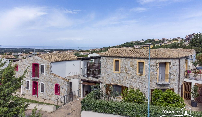 Badesi Villa for sale in Sardinia BDI-J-62