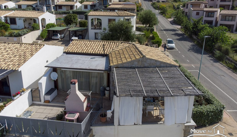 Badesi Villa for sale in Sardinia BDI-J-63