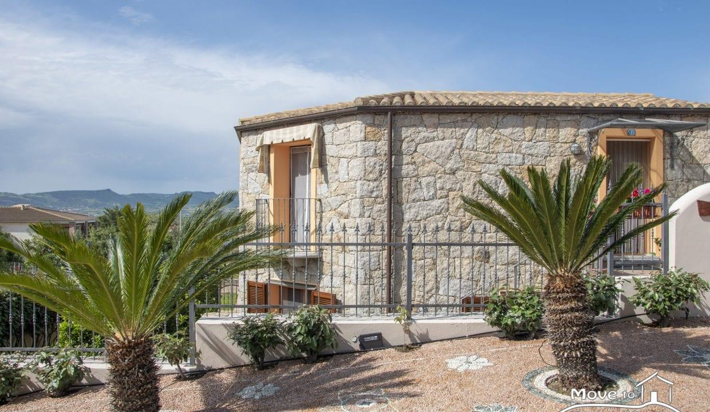 Badesi Villa for sale in Sardinia BDI-J-64