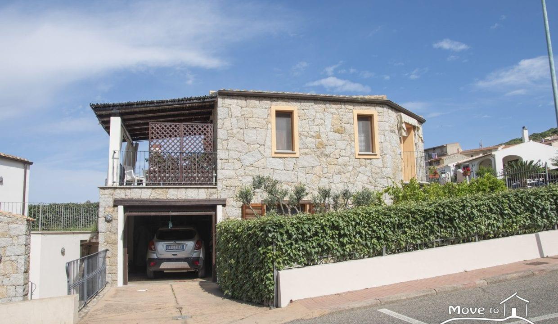 Badesi Villa for sale in Sardinia BDI-J-65