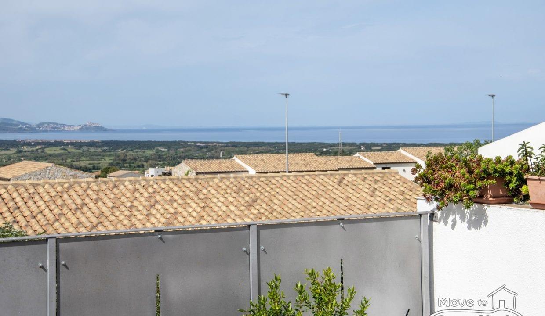 Badesi Villa for sale in Sardinia BDI-J-66