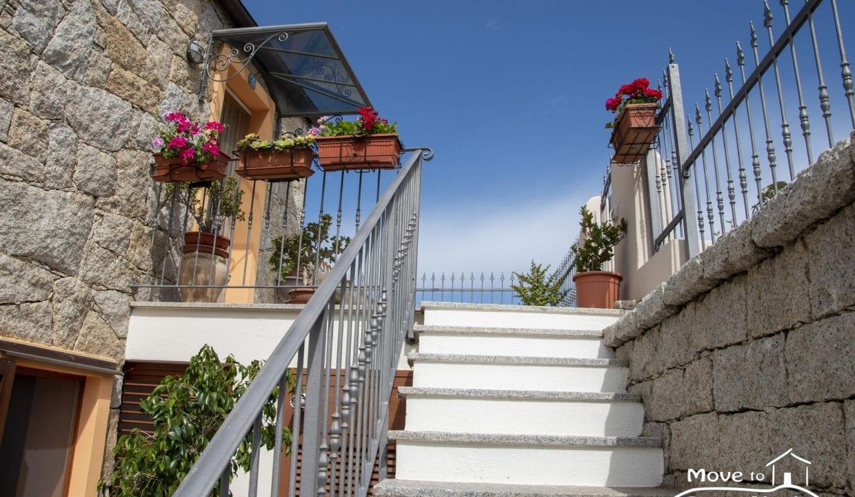 Badesi Villa for sale in Sardinia BDI-J-71