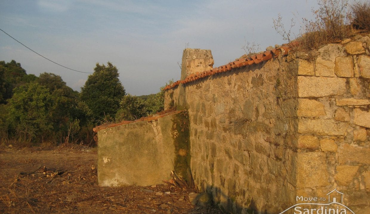 Country house for sale in Sardinia TR-CU-32