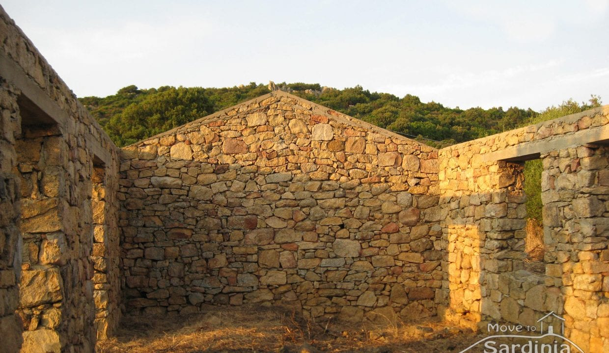 Country house for sale in Sardinia TR-CU-40