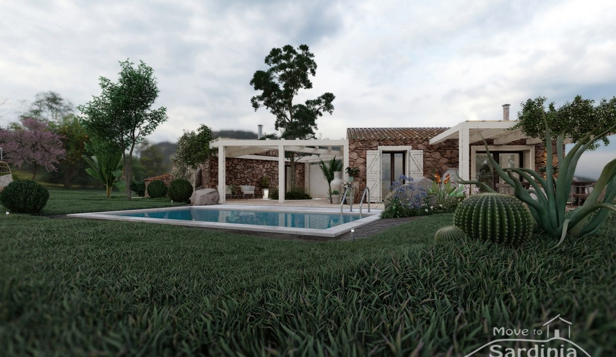Country house for sale in Sardinia TR-CU-54