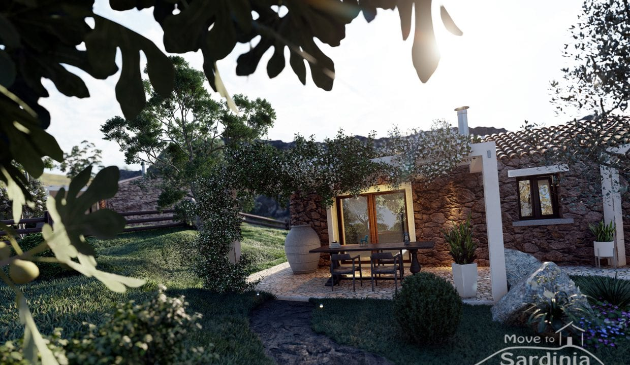 Country house for sale in Sardinia TR-CU-56
