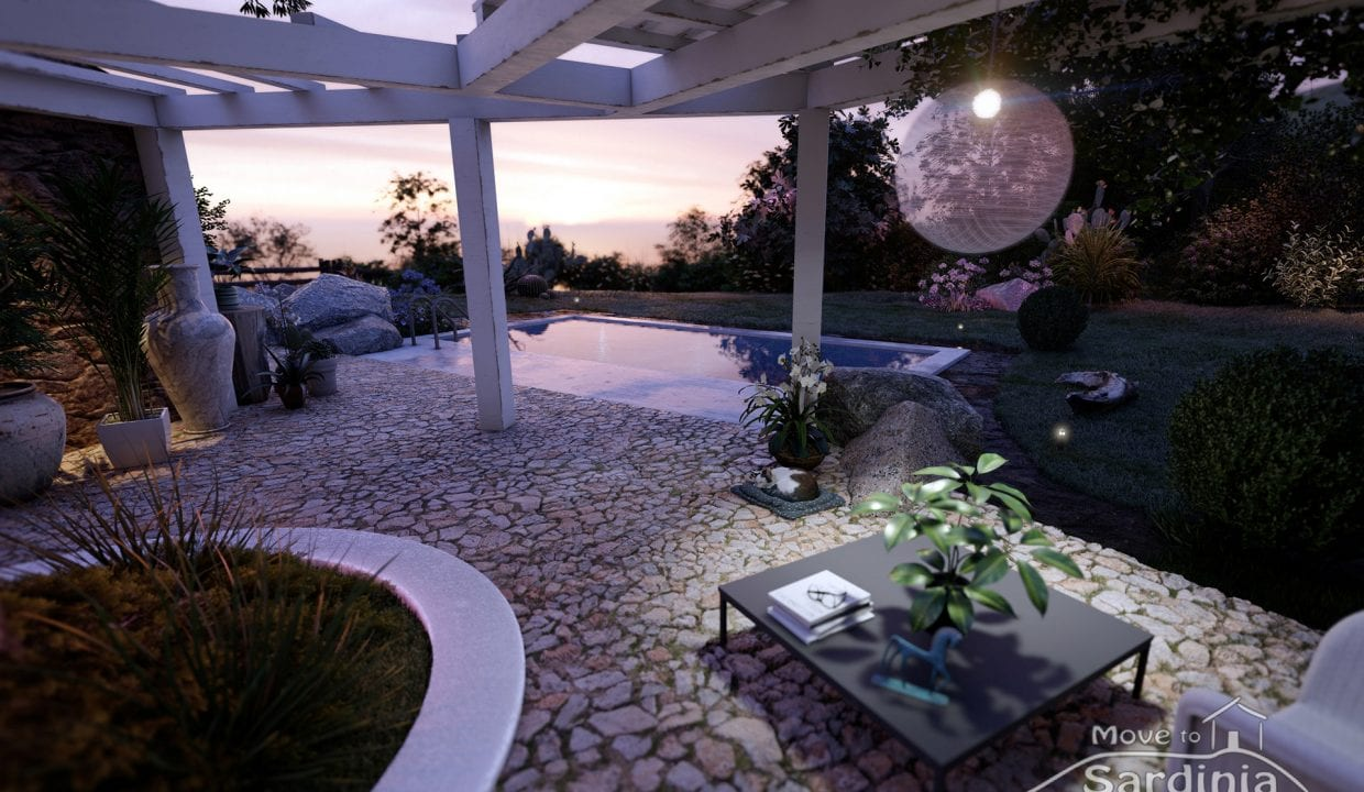 Country house for sale in Sardinia TR-CU-58