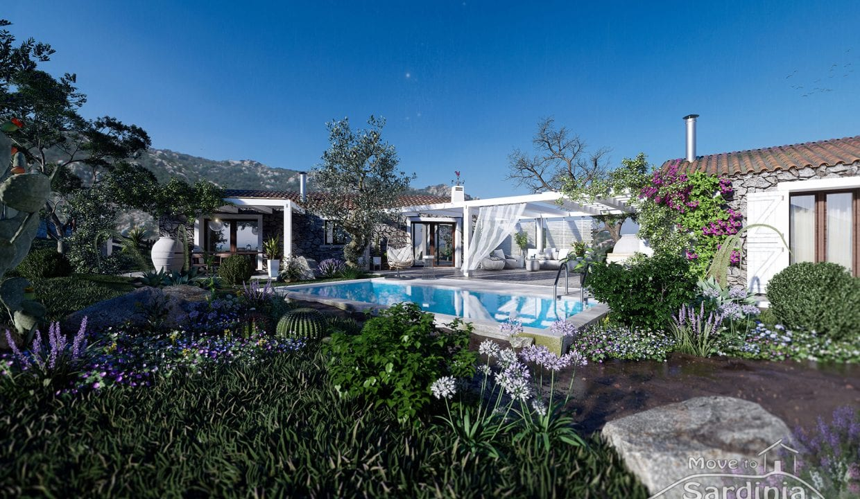 Country house for sale in Sardinia TR-CU-59