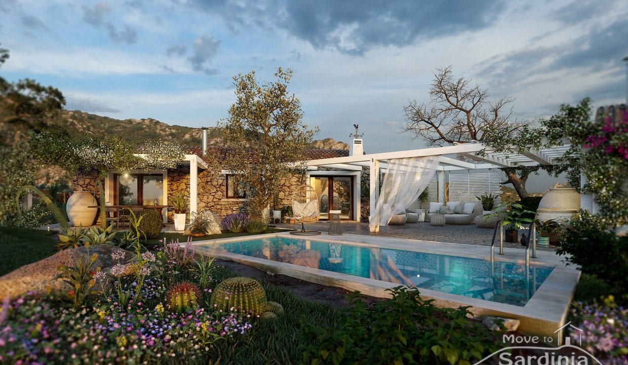Country house for sale in Sardinia TR-CU-62