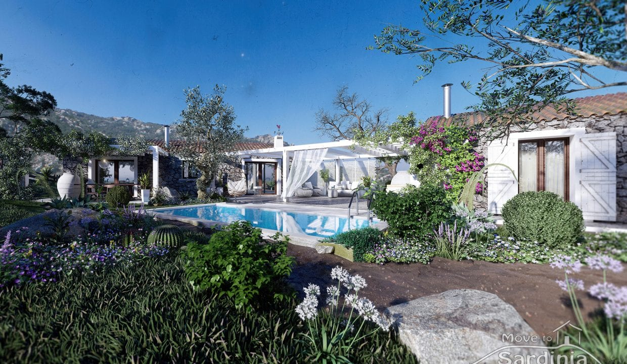 Country house for sale in Sardinia TR-CU-63