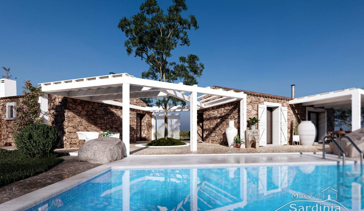 Country house for sale in Sardinia TR-CU-64