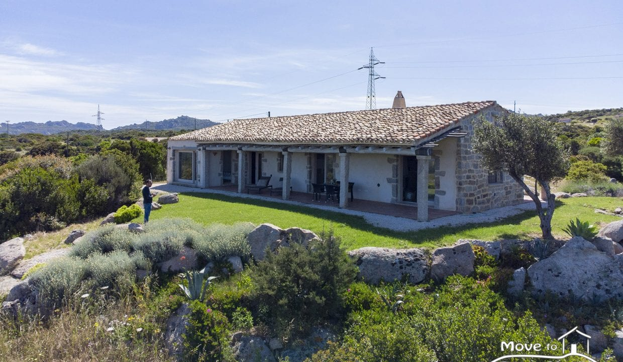 contry house for sale in Sardinia AGL-PI-41
