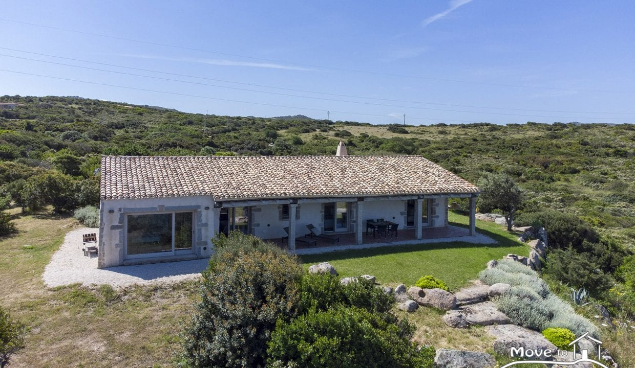 contry house for sale in Sardinia AGL-PI-42