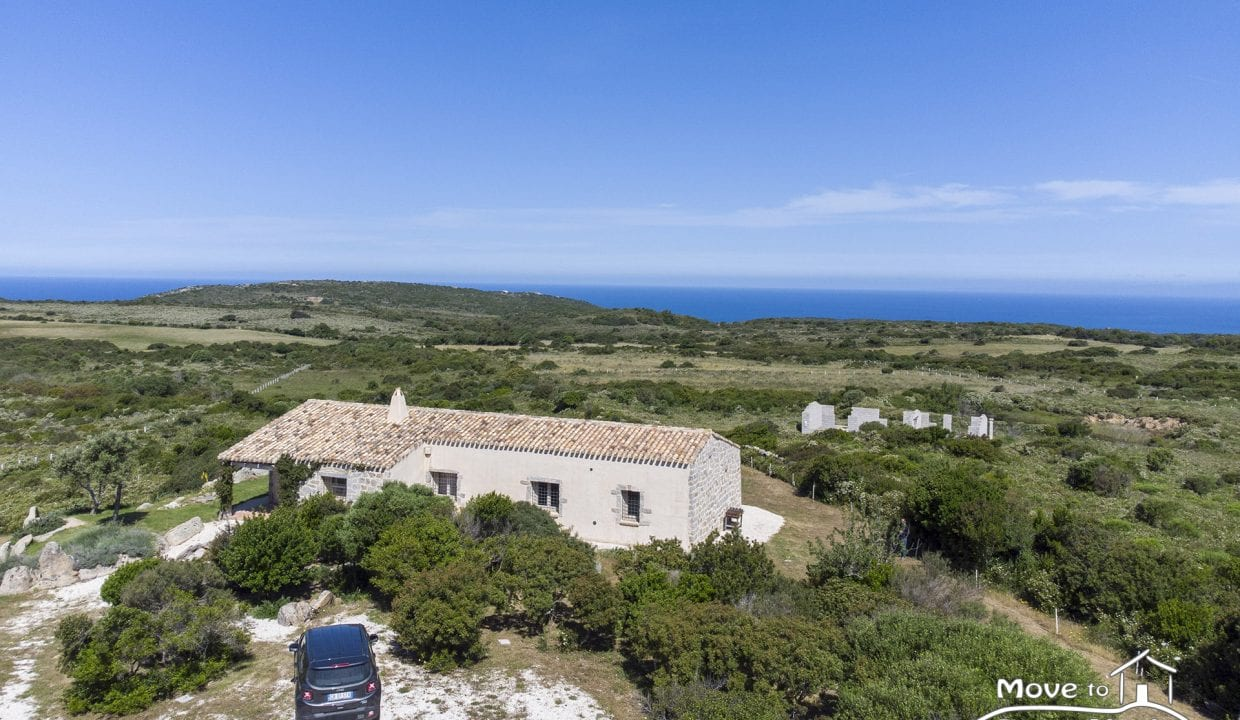 contry house for sale in Sardinia AGL-PI-43