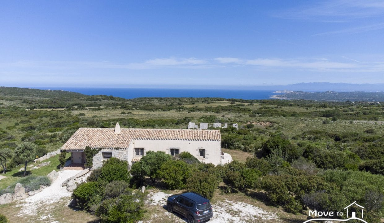 contry house for sale in Sardinia AGL-PI-44