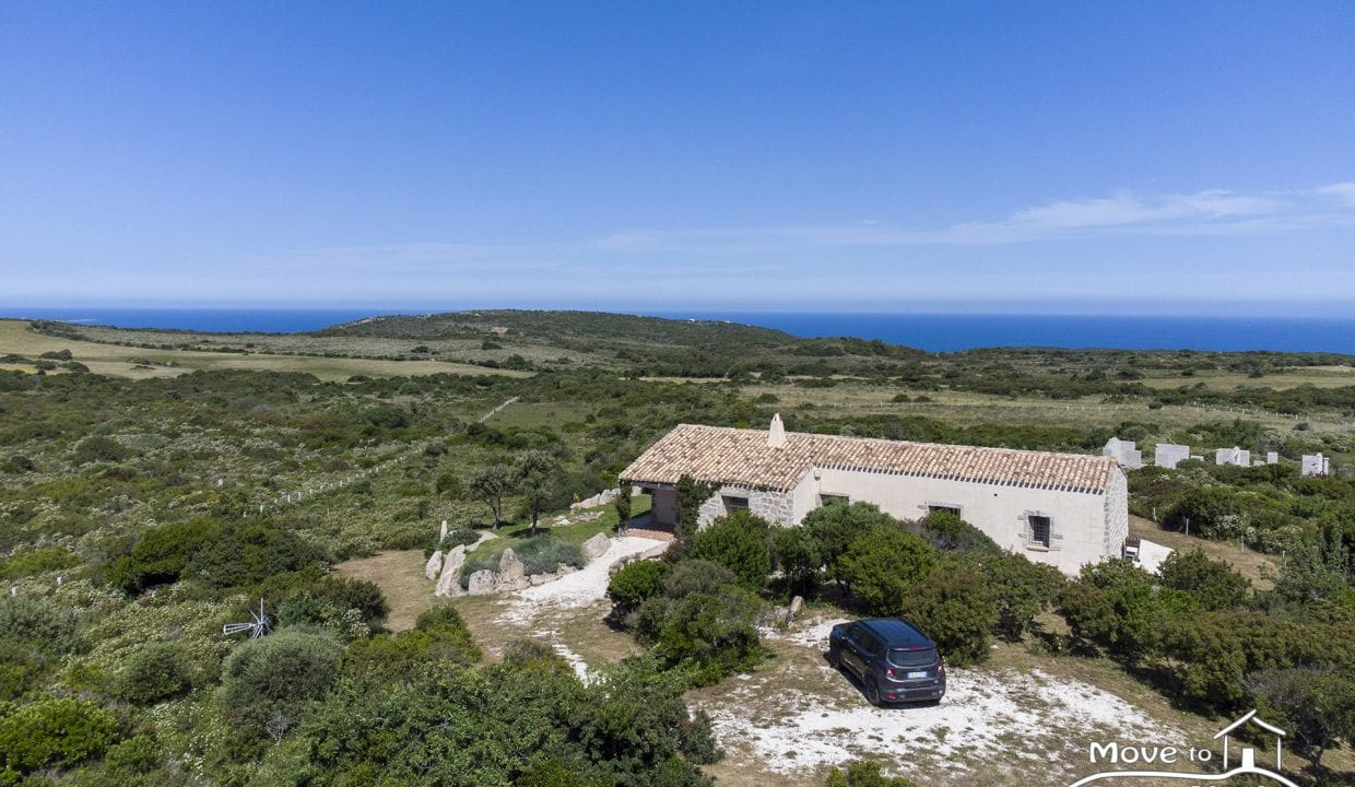 contry house for sale in Sardinia AGL-PI-45