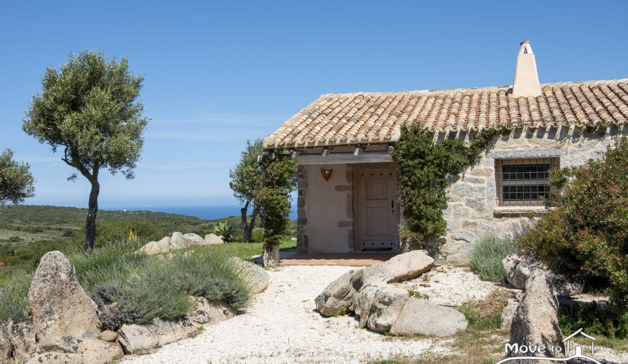 contry house for sale in Sardinia AGL-PI-46